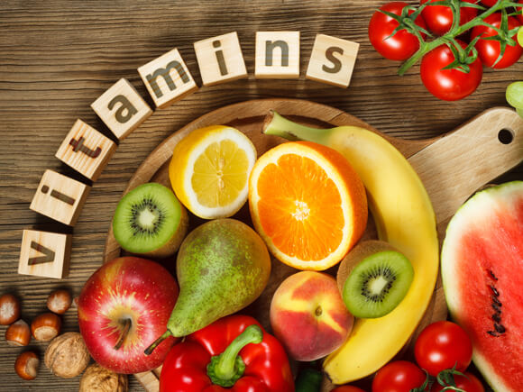 ビタミンが肌の紫外線予防になる