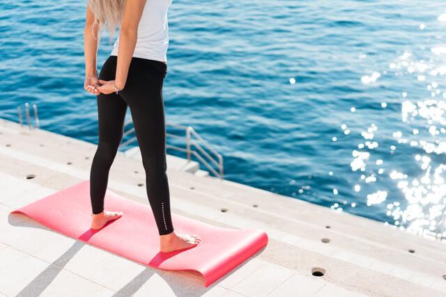 適度な運動をしてシミ予防
