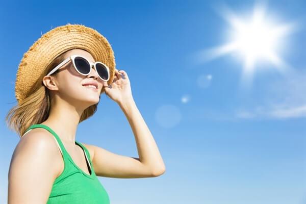 紫外線対策を徹底してシミ予防