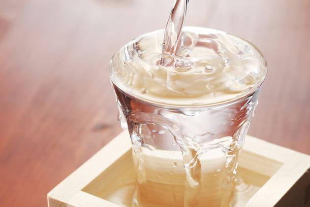 日本酒飲み方