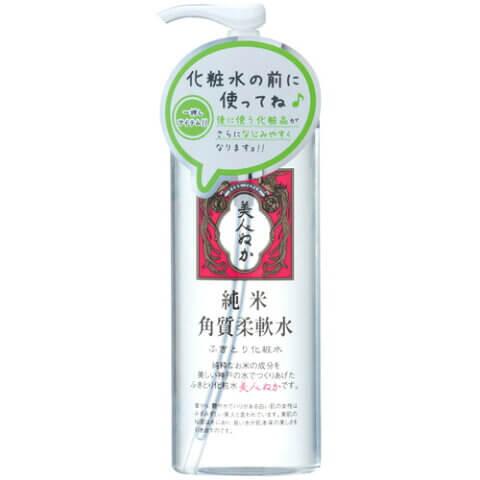 純米ぬか角質柔軟化粧水