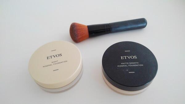 ETVOSファンデーション