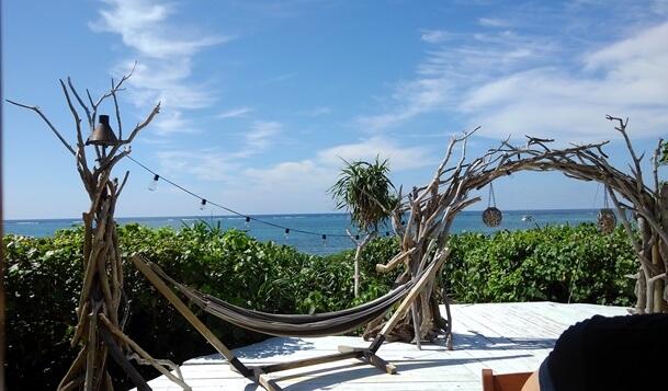 海カフェ石垣島