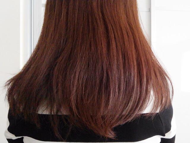 アスオイル効果髪質