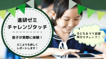進研ゼミチャレンジタッチ